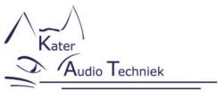 Kater Audio techniek